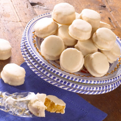 Yema Nevada Cookies by 'Aromas de Medina'