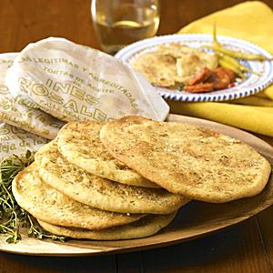 Rosemary & Thyme Tortas de Aceite Crisps by Ines Rosales (2 Packages)