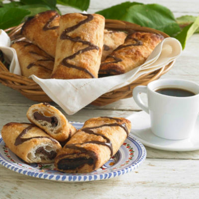 Cañas Rellenas con Chocolate (2 Packages)