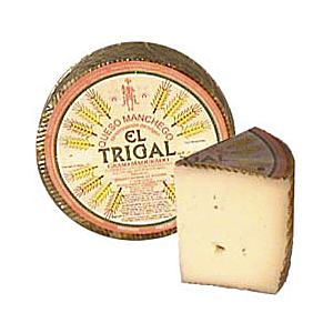El Trigal Young Manchego Cheese