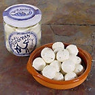 Goat Cheese Buttons in Sunflower Oil - 7 Ounces