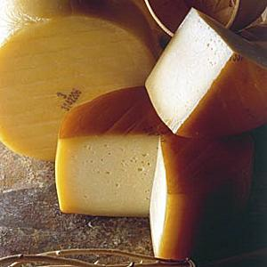 Idiazabal Sheep's Cheese - Lightly Smoked