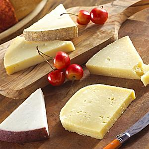 Spanish Cheese Sampler
