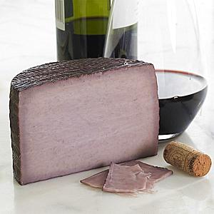 Red Wine Infused Goat's Milk Cheese