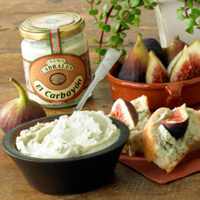 Crema de Cabrales Cheese Spread from Asturias