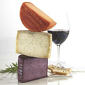 Artisan Cheese Trio by Buenalba