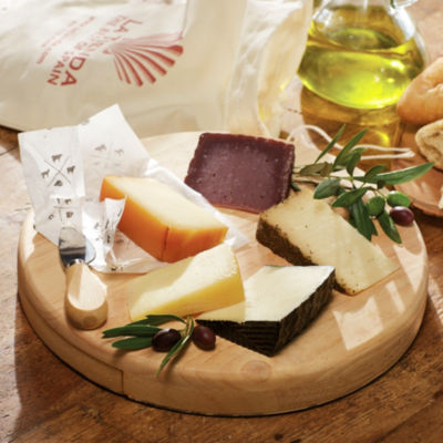 Hand-Cut Cheese Sampler