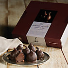 Rabitos Royale Gourmet Dark Chocolate-Stuffed Fig Bonbons (9 Pieces)