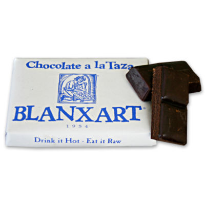2 Bars of Chocolate a la Taza by Blanxart