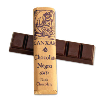 3 Bars of 62% Dark Chocolate by Blanxart