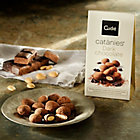 Dark Chocolate Covered Almonds by Cudie