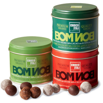 Orgániko Chocolate Bonbon Sampler