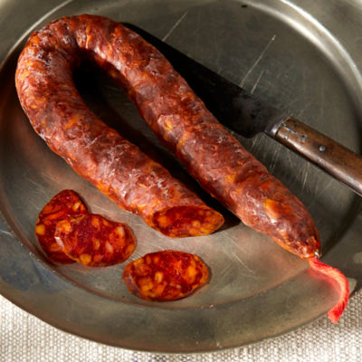 Palacios Chorizo from Spain (Hot)