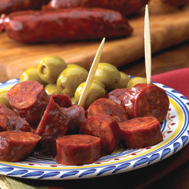 5 Packages of Palacios Mini Chorizos