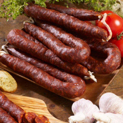 5 Packages of Palacios Mild Chorizo from Spain