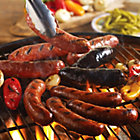Grilling Sampler of Spanish Sausages (2.5 Pounds)