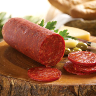 Pamplona Style Slicing Chorizo by Peregrino