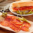 Sliced Cantimpalo-Style Chorizo by Peregrino
