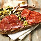 Duo of Sliced Chorizo & Lomo Dry-cured Pork Loin