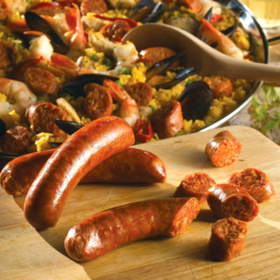2 Packages of Artisan Cooking Chorizo Sausage by Peregrino