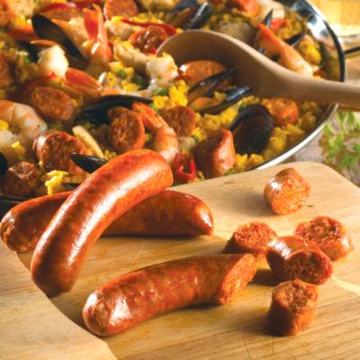 Chorizo & Sausages