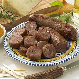 Artisan Butifarra Sausage by Peregrino (2 Packages)