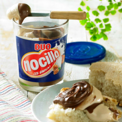 Nocilla 'Duo' Chocolate Hazelnut Spread (2 Jars)