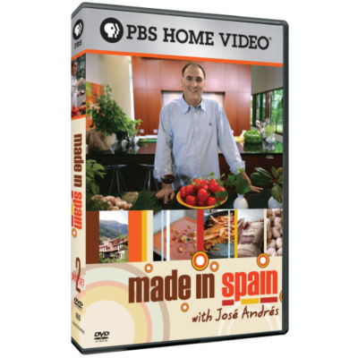 Made in Spain Double DVD Set - Season 1