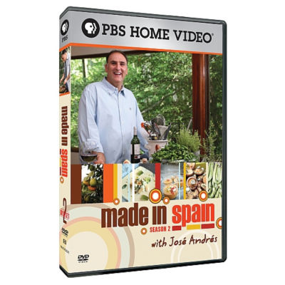 Made in Spain Double DVD Set - Season 2