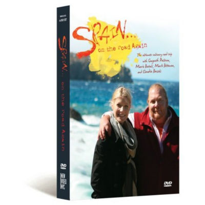 'Spain... On the Road Again' DVD (4 Discs)