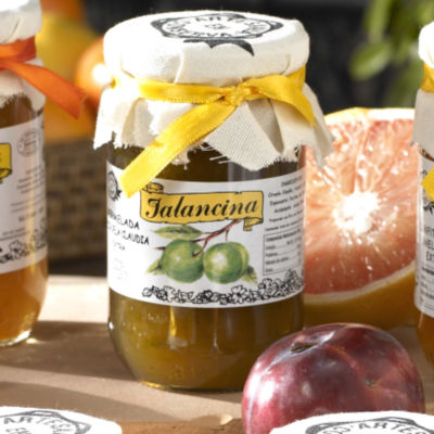 Artisan Green Plum Preserves (2 Jars)