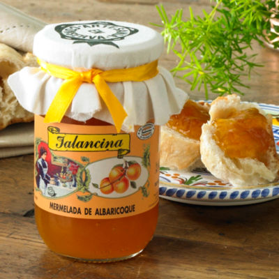 2 Jars of Artisan Apricot Preserves