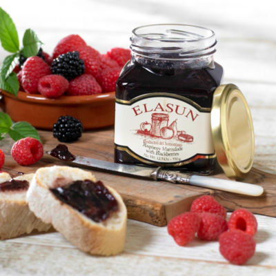 Elasun Raspberry Blackberry Marmalade