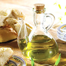 Traditional Olive Oil Cruet