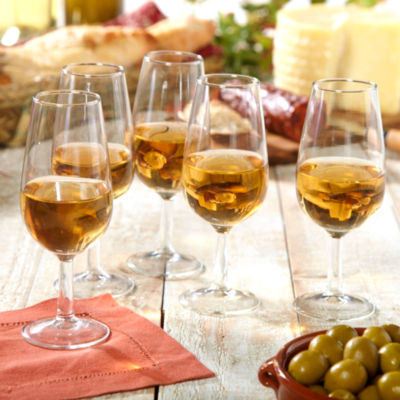 Set of 12 Sherry Glasses