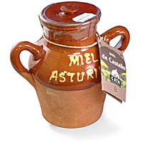 Chestnut Honey - Miel de Castaño from Asturias