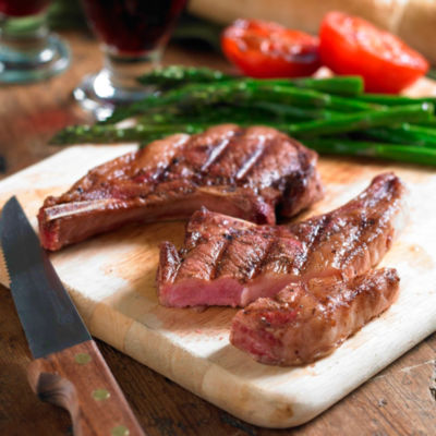 Ibérico de Bellota Rib Chops - Pork Chops with Bone