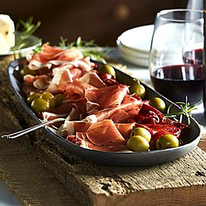 Sliced Jamón Serrano by Peregrino (3 Packages)