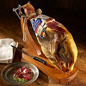 Bone-In Jamón Serrano by Redondo Iglesias