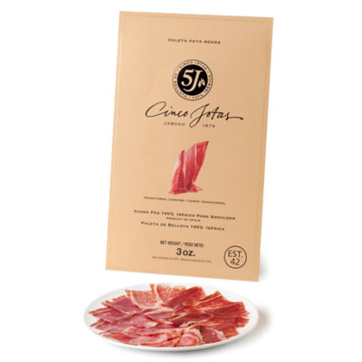 5J - Cinco Jotas Hand Sliced Ibérico de Bellota Shoulder