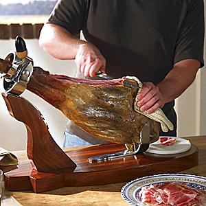 Bone-In Jamón Ibérico Ham by Fermín