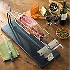 SPECIAL 5J Boneless Ibérico de Bellota Ham + FREE $900 PREMIUM HOLDER