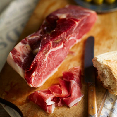 Jamón Serrano Boneless Center Piece by Peregrino (2 Pounds)