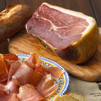 Jamón Serrano Boneless Center Piece by Peregrino (2.5 Pounds)