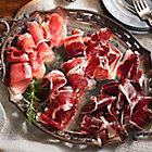 Jamón Tasting Trio of Sliced Ham