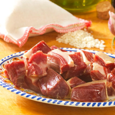 Serrano Ham Pieces for Cooking by Peregrino (2 Packages)