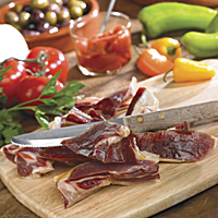 Serrano Ham Pieces for Cooking (2 Pack)