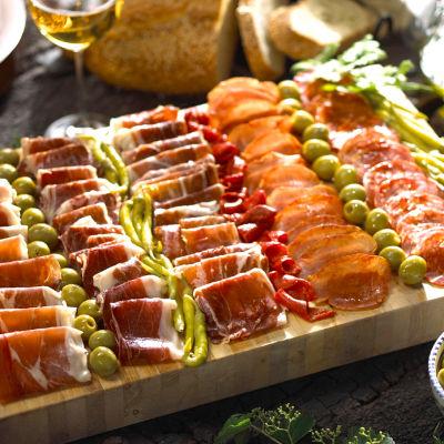 Cured Meats of Spain Sampler