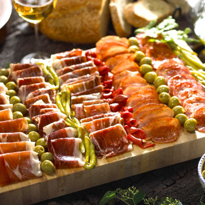 Spanish Tapas & Samplers