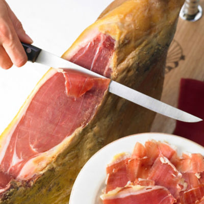 Bone-In Jamón Serrano by Monte Nevado